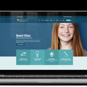 Healthflex medical WordPress theme by Plethora Themes
