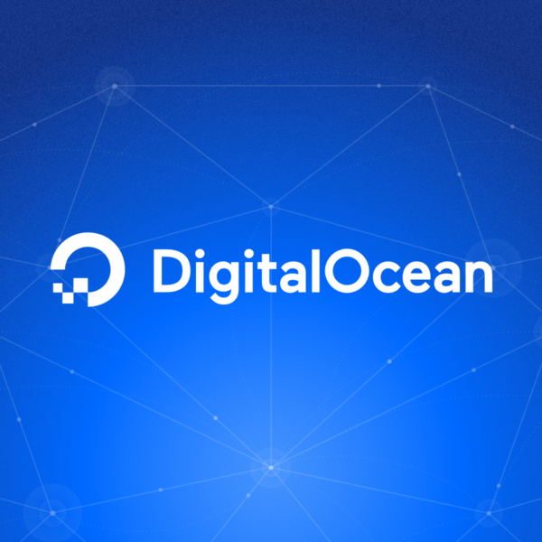 DigitalOcean web hosting