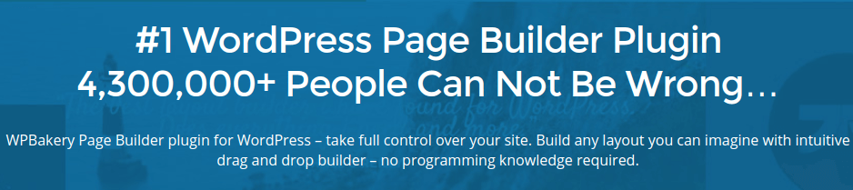 WPBakery Page Builder - Third-Party Plugins